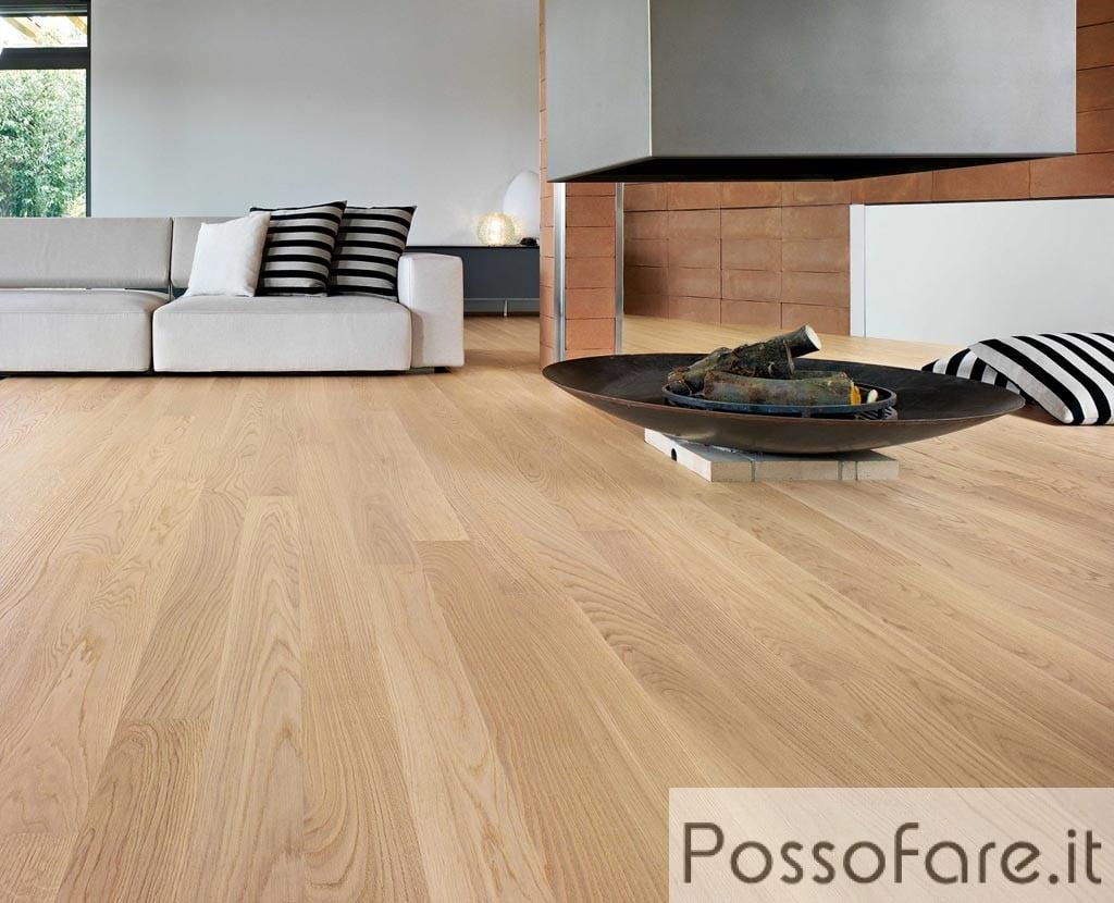 Come pulire il pavimento in legno o parquet - Mobili di rovere ...