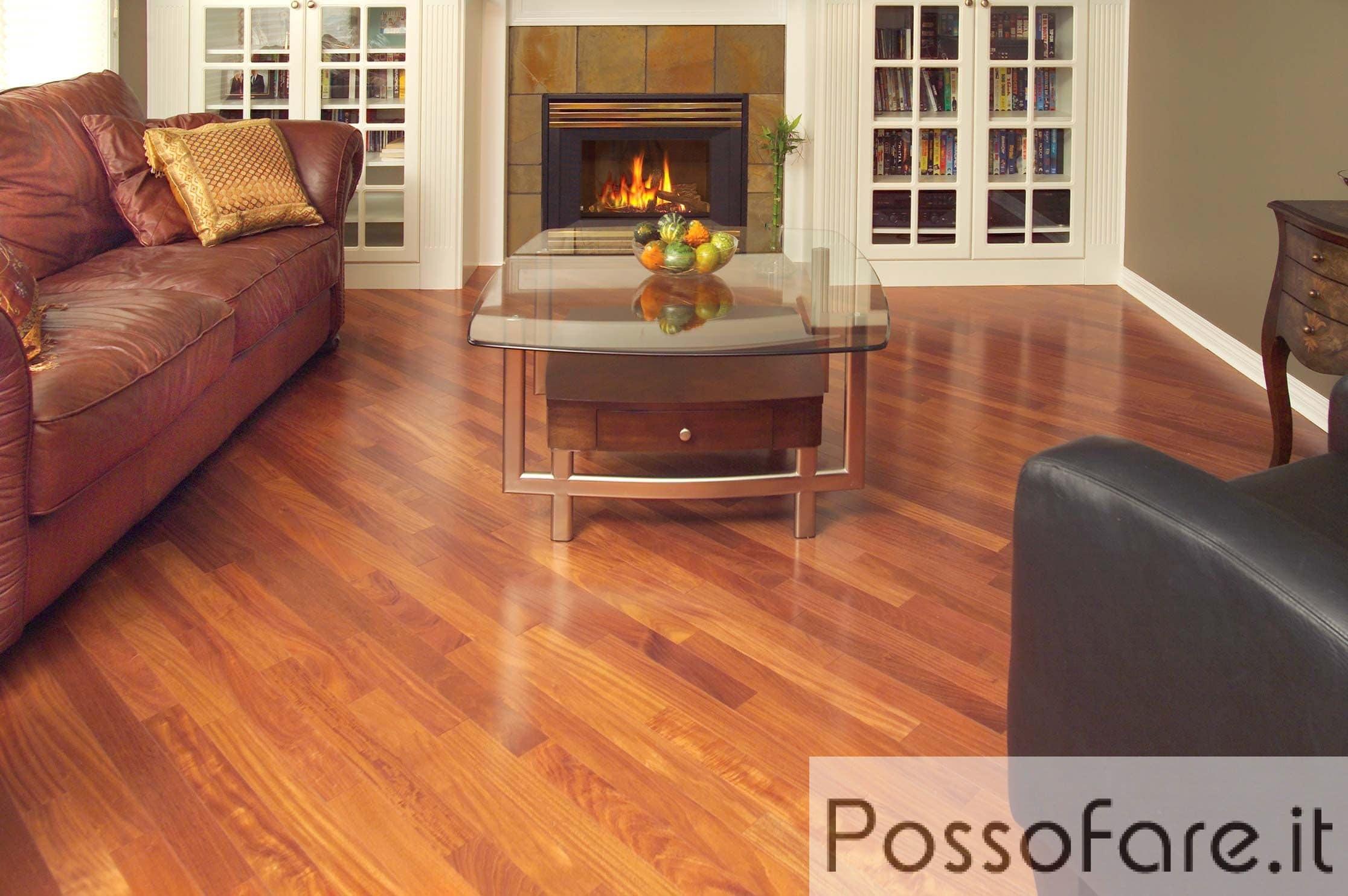 Come pulire il pavimento in legno o parquet for Pulire parquet