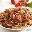 Polpi Veraci al Sugo di Pomodoro con Spaghetti